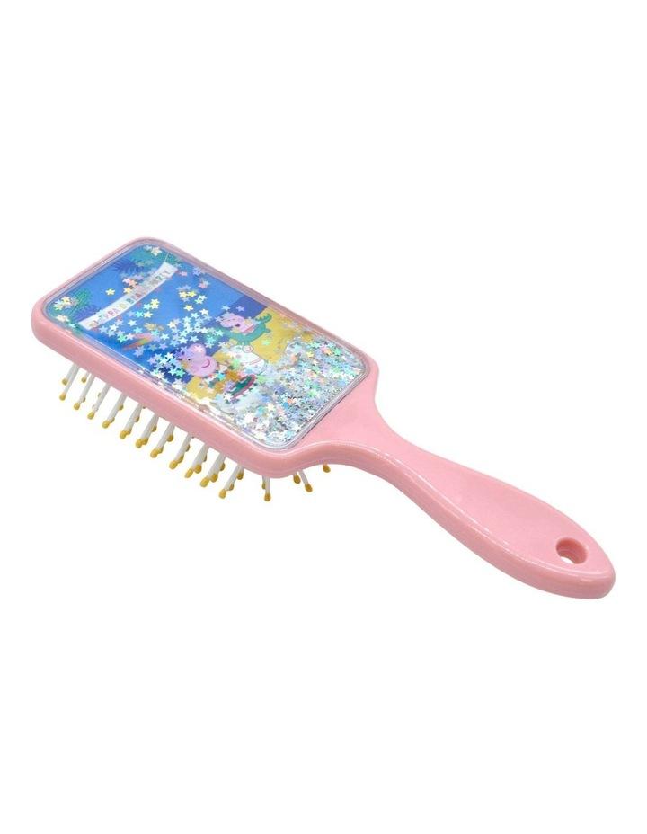 Pep Island Hairbrush Glitter image 1