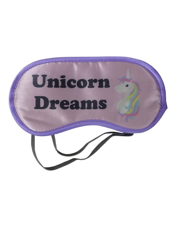Eye Mask Unicorn Dreams image 1