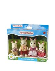 Sylvanian Families - Chocolate Rabbit Family